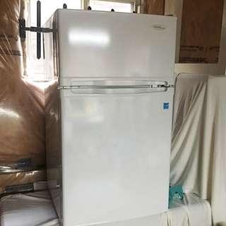 Mini Fridge W/ Freezer