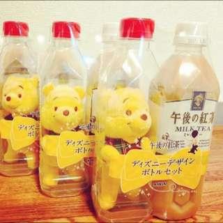 午後の紅茶-瓶中維尼熊