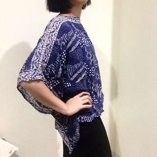 Top Batik Keris