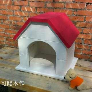 原木狗屋 / 寵物屋