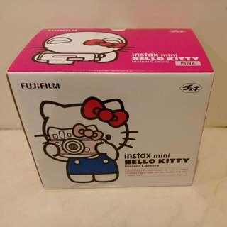instead mini HELLO KITTY Instant Camera