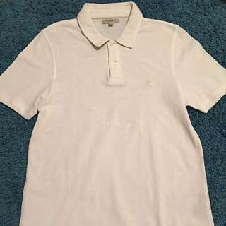Burberry Mens Polo With marks