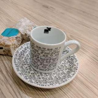 純粹北歐設計, 挪威購入◎義式咖啡杯、濃縮杯、茶杯、杯具、生日禮物