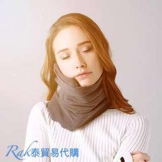 ★Rak泰❤出國坐飛機專用Travel Pillow飛機枕、汽車枕、旅行枕、方便攜帶、美觀帥氣、人體工學