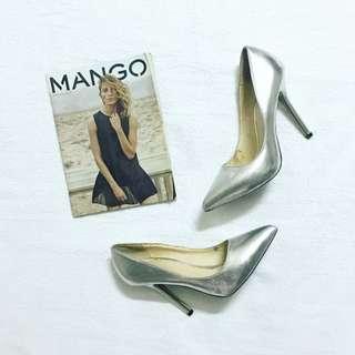 Primadonna Silver Heels