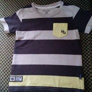 PRELOVED moose gear tshirt for your little prince