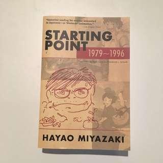 Starting Point by Hayap Miyazaki