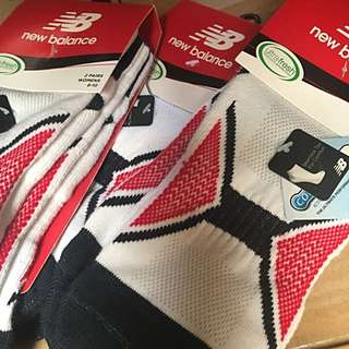 NEW BALANCE ANKLE SOCKS