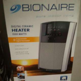 Digital  Ceramic Heater