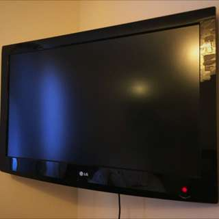 "LG 42"" Flat Screen TV"