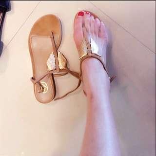🚚 Ash 平底涼鞋