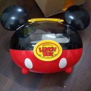 Apujiu✨日本迪士尼米奇立體爆米花盒