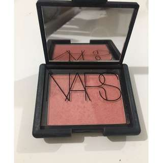 Nars blush- Deep Throat