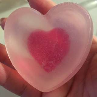 Valentines Lavender  Or Peppermint Soap