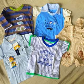 Take All Baby Boys' Clothes / Shirts / Jumper