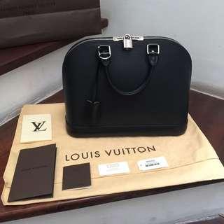 Louis Vuitton LV Alma Epi PM