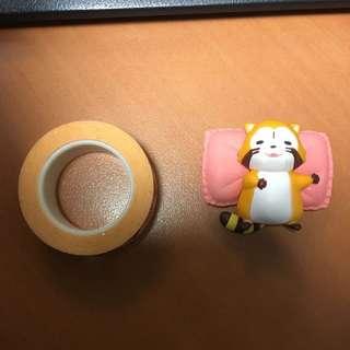 日本轉蛋 睡覺狸貓貓