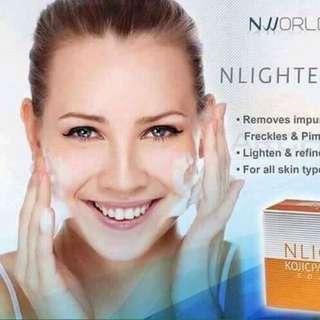 NLIGHTEN Whitening Soap