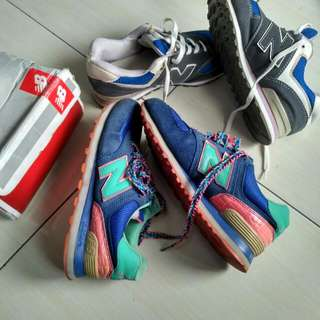 Sepatu Nb 2 Pcs