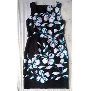 STUDIO 1 GRAPHIC DRESS