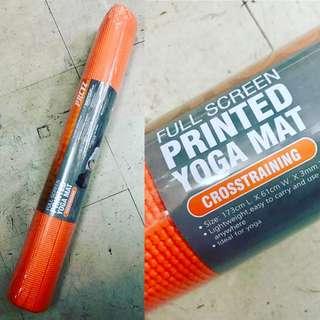 Full Printed Yoga Mat