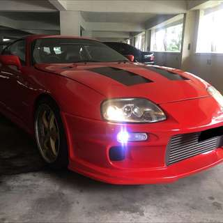 Toyota Supra 3.0 Fully Mods Super Rare 1994