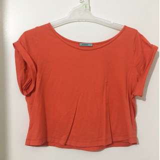 Kookai orange top