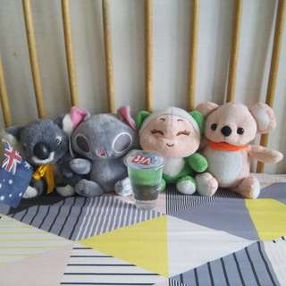 Boneka Take All 25.000 (NETT)