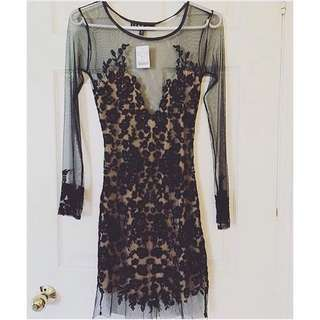 For The Love And Lemons Dress Authentic