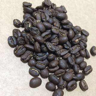自烘咖啡豆