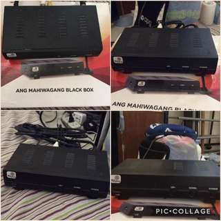 Abs Cbn Tv Plus Standard Size Complete
