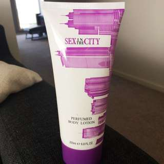 Sex In The City Lust Body Lotion