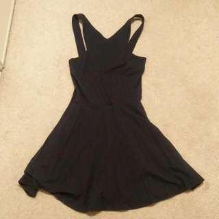 Hollister Skater Dress (Size S)