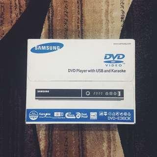 WTS: *BN* Samsung DVD