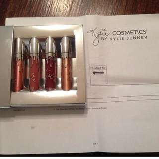 Kylie 4 pack holiday