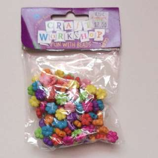 Craft Flower Beads
