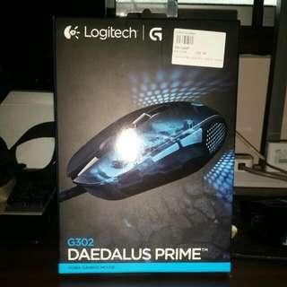 Logitech (G302 DAEDALUS PRIME)