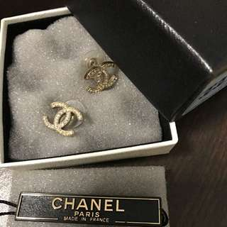 Chanel Classic Ear Ring
