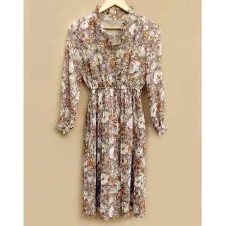 Floral Dress (Classic)