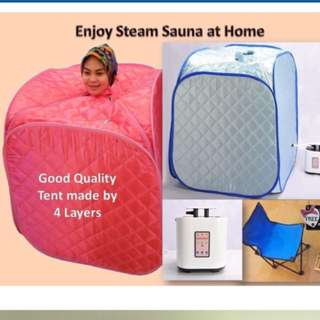 Sauna Tent With 1 Year Warranty (free Delivery)