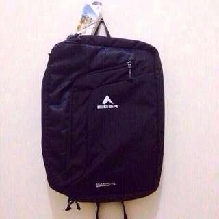 "(NEW) Tas Laptop/Backpack ""EIGER"" Diario Asimmo-2 21L + Botol Air Minum 750ml"