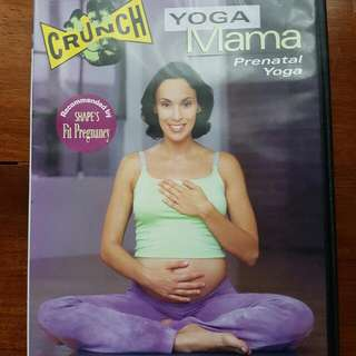 Preloved Crunch Yoga MAMA