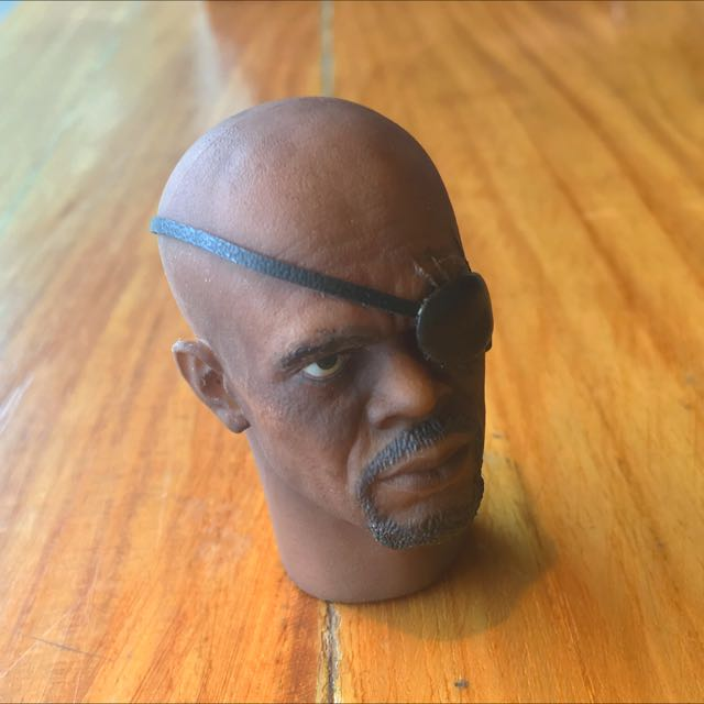 1/6 Scale Head