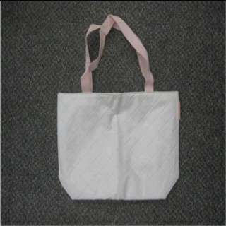 白色雜誌袋 White Magazine Bag