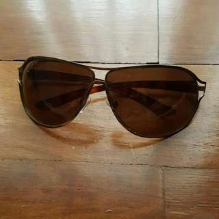 Preloved Women Sunglasses In Brown