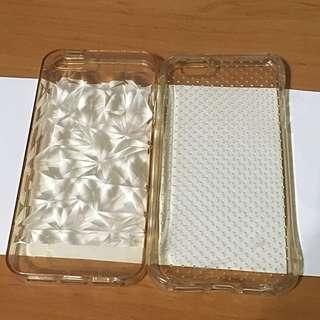 iphone5/5s/SE透明手機軟殼