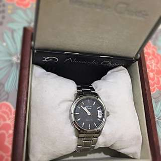 Hand Watch Alexander Christie Original