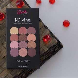 (SALE) Sleek i-Divine Eyeshadow Palette - A New Day