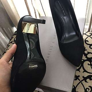 High Heels Charles & Keith Original