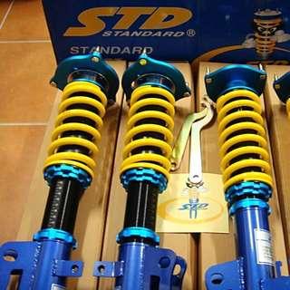 STD COILOVER SUSPENSION CS3